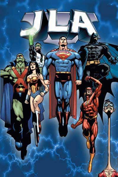 Image: JLA Vol. 10: Golden Perfect SC  - DC Comics
