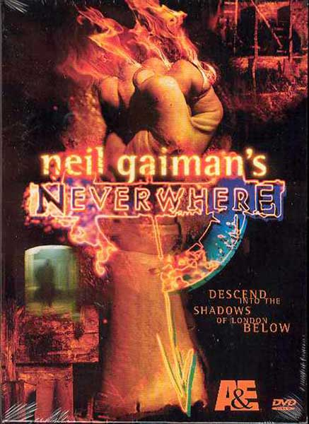 Image: Neverwhere 2-Pack DVD  -