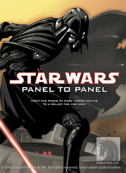 Image: Star Wars: Panel to Panel - From the Pages of DH SC  - Dark Horse Comics