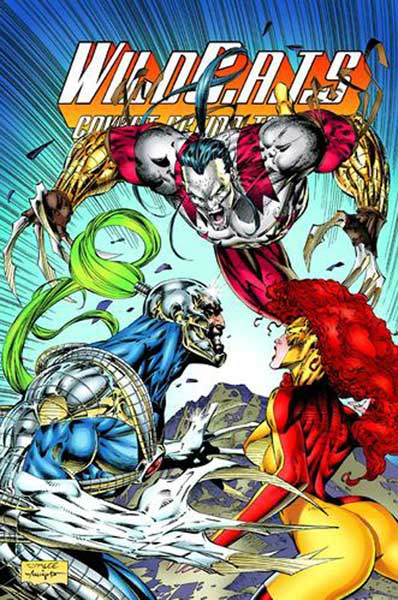 Image: Wildcats / Cyberforce: Killer Instinct SC  - DC Comics
