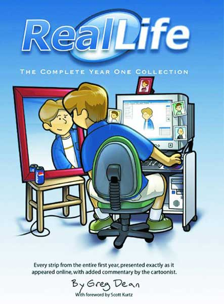 Image: Real Life: The Complete Year One Collection SC  -