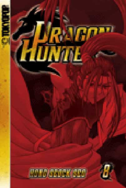 Image: Dragon Hunter Vol. 08 SC  - Tokyopop