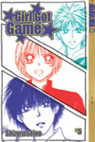 Image: Girl Got Game Vol. 05 SC  - Tokyopop