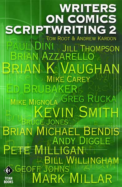 Image: Writers on Comic Scriptwriting Vol. 2 SC  -