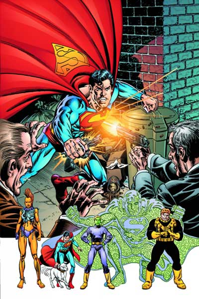 Image: Superman: The Man of Steel Vol. 04 SC  - DC Comics