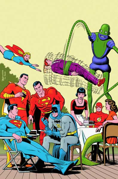 DC's Greatest Imaginary Stories