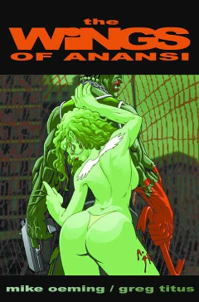 Image: Wings of Anansi One-Shot  - Image Comics