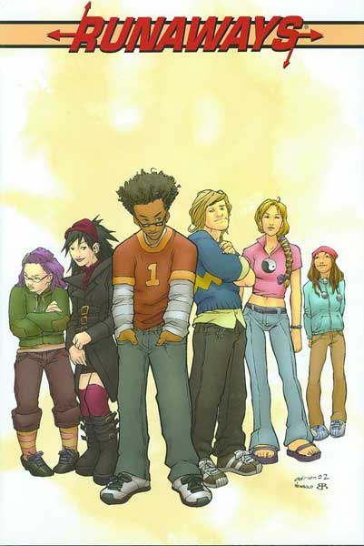 Image: Runaways Vol. 01 HC  - Marvel Comics