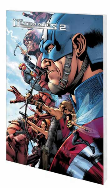 Image: Ultimates 2 Vol. 01: Gods and Monsters SC  - Marvel Comics