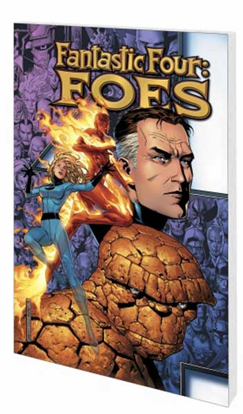 Image: Fantastic Four: Foes SC  - Marvel Comics