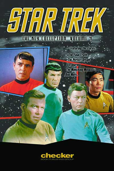 Image: Star Trek: Key Collection Vol. 04 SC  - Checker Book Publishing Group