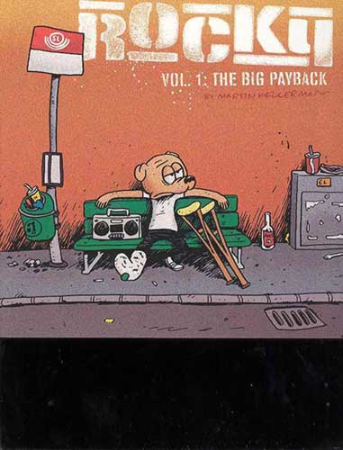 Image: Rocky Vol. 01: The Big Payback SC  - Fantagraphics Books