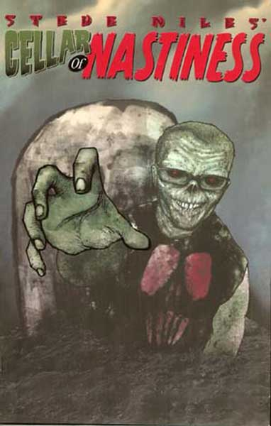 Image: Steve Niles' Cellar of Nastiness SC  - IDW Publishing