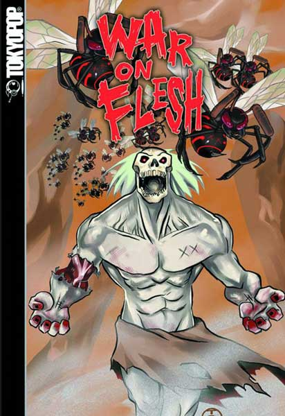 Image: War on Flesh Vol. 01 SC  - Tokyopop