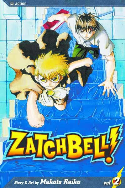 Image: Zatch Bell Vol. 02 SC  - Viz Media LLC