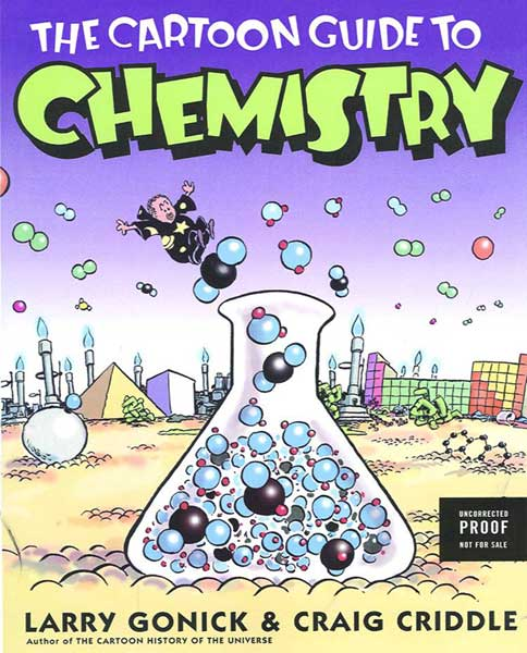 Image: Cartoon Guide to Chemistry SC  -