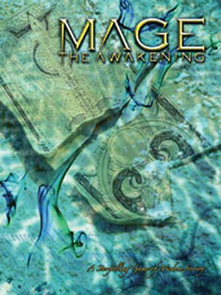Image: Mage: The Awakening HC  -