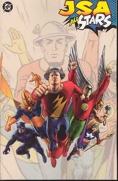 Image: JSA: All Stars SC  - DC Comics