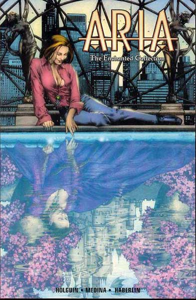 Image: Aria Vol. 03: The Enchanted Collection SC  - Image Comics