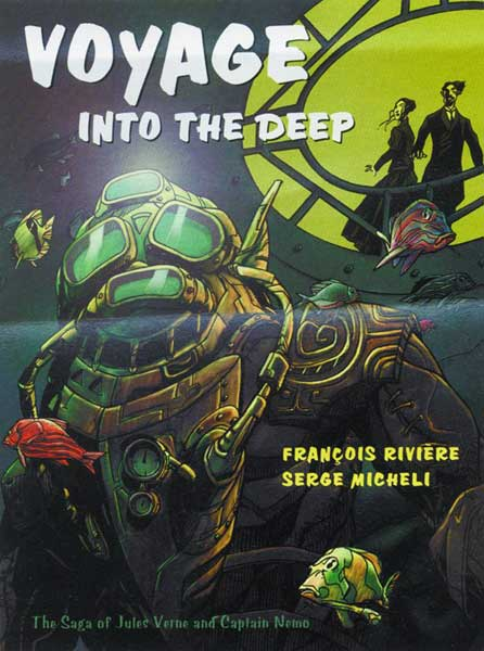 Image: Voyage Into the Deep HC  -