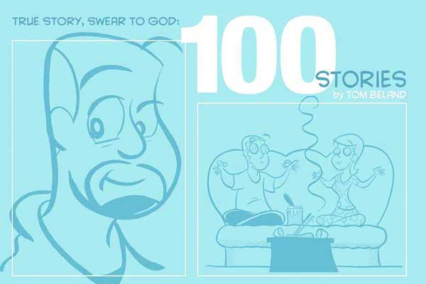 Image: True Story, Swear to God: 100 Stories SC  - AIT/Planetlar