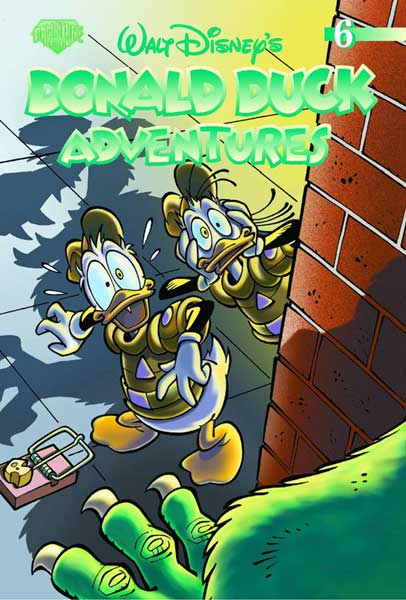 Image: Donald Duck Adventures Vol. 06 SC  - Gemstone Publishing