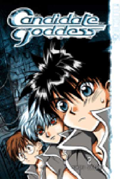 Image: Candidate for Goddess Vol. 02 SC  - Tokyopop