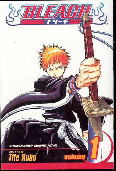 Image: Bleach Vol. 01 SC  - Viz Media LLC