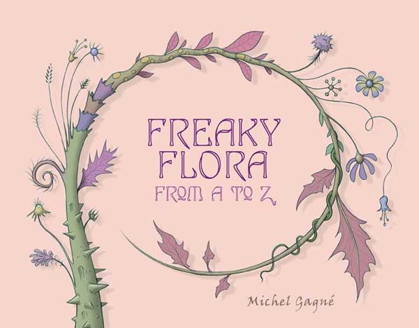 Image: Freaky Flora: From A to Z HC  -