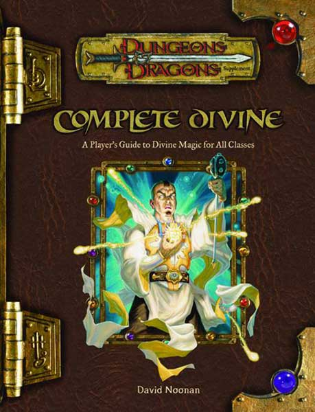 Image: Dungeons & Dragons: Complete Divine HC  -