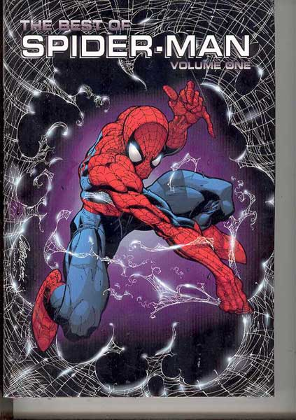 Image: Best of Spider-Man Vol. 01 HC  - Marvel Comics