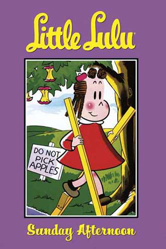 Image: Little Lulu Vol. 2: Sunday Afternoon SC  - Dark Horse Comics