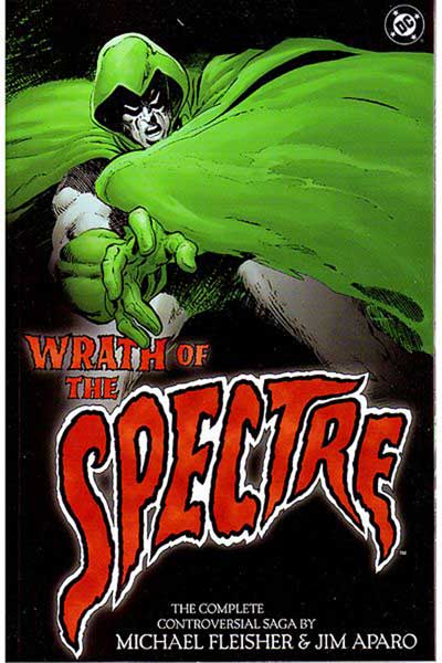 Image: Wrath of the Spectre SC  - DC Comics