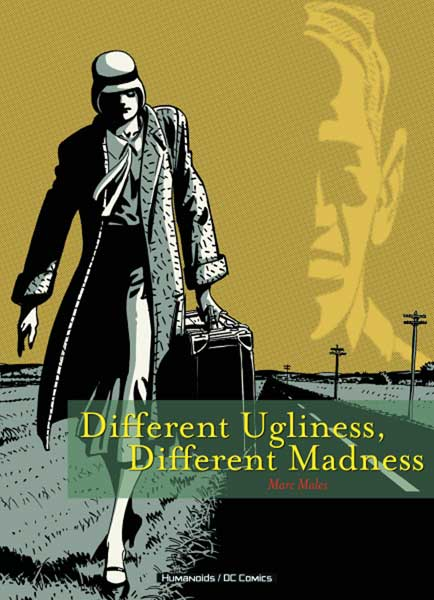Image: Different Ugliness, Different Madness SC  - DC Comics