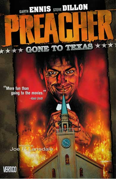 Image: Preacher Vol. 01: Gone to Texas SC  (new ed.) - DC Comics