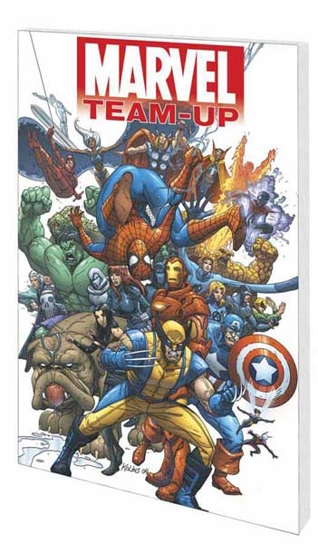 Image: Marvel Team-Up Vol. 01: Golden Child SC  - Marvel Comics