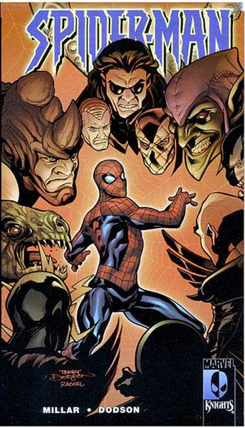 Image: Marvel Knights Spider-Man Vol. 3: The Last Stand SC  - Marvel Comics