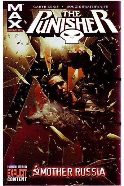 Image: Punisher Max Vol. 03: Mother Russia SC  - Marvel Comics