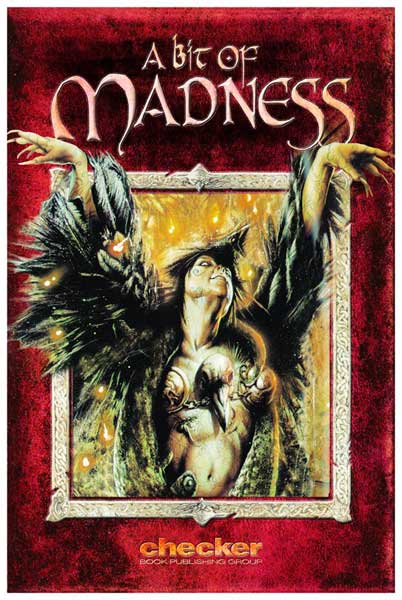 Image: A Bit of Madness SC  - Checker Book Publishing Group