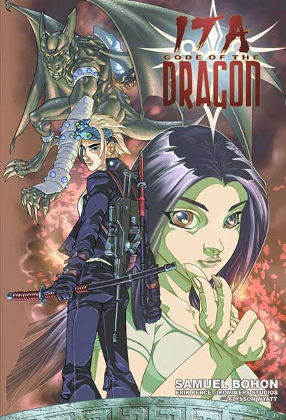Image: Ita: Code of the Dragon Vol. 1 SC  - Vertical Inc