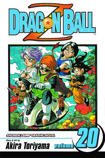 Image: Dragonball Z Vol. 20 SC  - Viz Media LLC