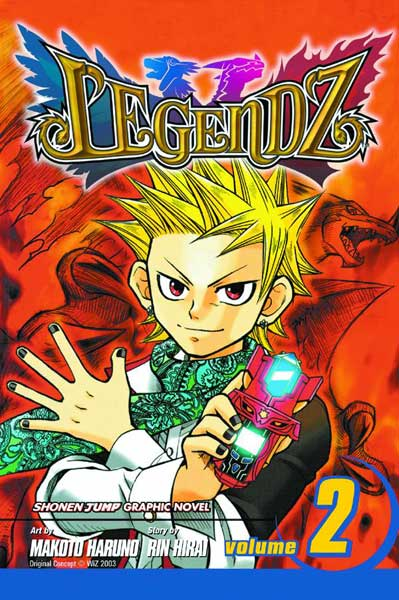 Image: Legendz Vol. 02 SC  - Viz Media LLC