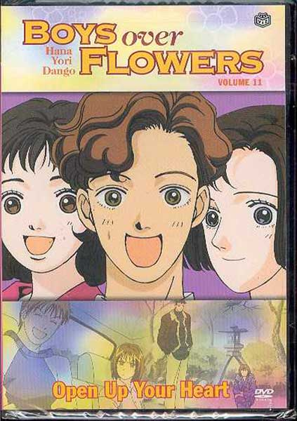 Image: Boys Over Flowers Vol. 11 DVD  -