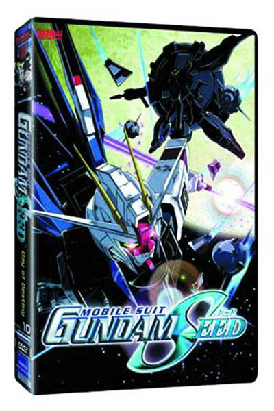 Image: Mobile Suit Gundam SEED Vol. 10: Day of Destiny DVD  -