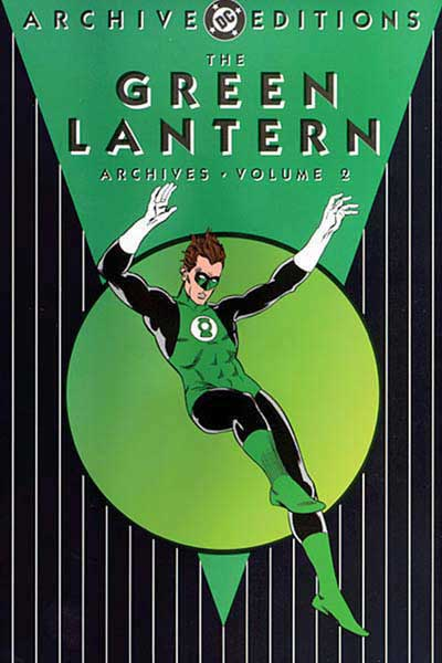Image: Green Lantern Archives Vol. 02 HC  - DC Comics