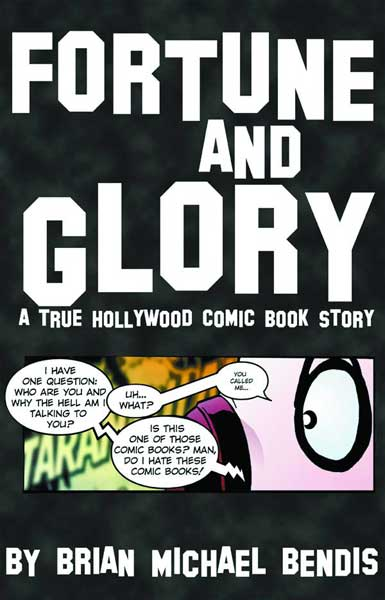 Image: Fortune and Glory  (signed hc) - Oni Press Inc.