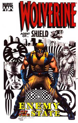 Image: Wolverine: Enemy of the State Vol. 02 SC  - Marvel Comics