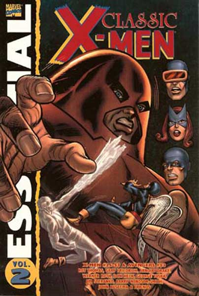 Image: Essential Classic X-Men Vol. 02 SC  - Marvel Comics