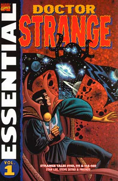 Image: Essential Doctor Strange Vol. 1 SC  (new printing) - Marvel Comics