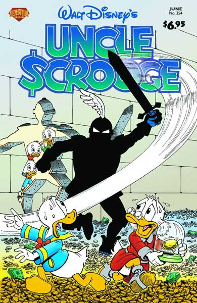 Image: Uncle Scrooge #354 - Gemstone Publishing